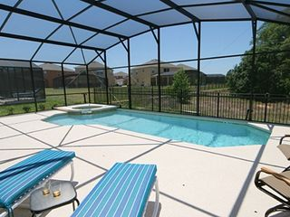 Large Pool & Spa - Emerald Island house vacation rental photo