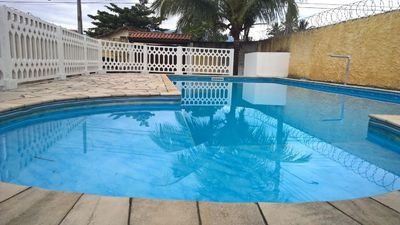 Holiday homes with pool