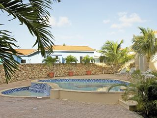 Bonaire apartment photo - Swimming pool with children's part