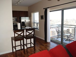 Chicago condo photo - Kitchen/Patio