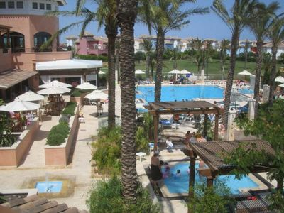 Mar Menor Golf Resort villa nummer