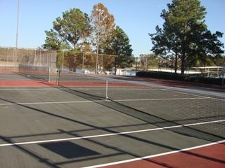 Tennis Anyone!! - Again 2 minute walk!! - Willis house vacation rental photo