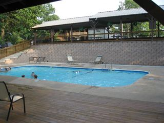 Branson condo photo - One of our two pools