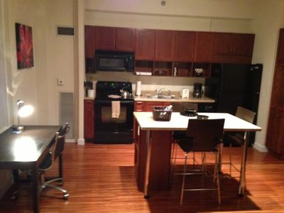 Chicago apartment rental - Kitchen