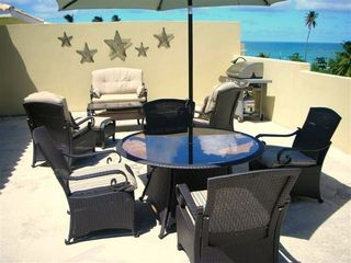 Loiza condo photo - Private Terrace with a view