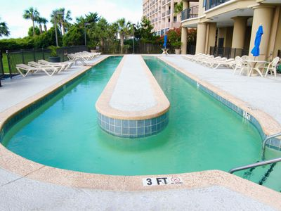 South Wind condo rental - OUTDOOR LAZY RIVER