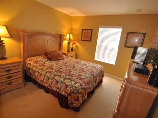 Emerald Island house photo - Master Suite 3 - LCD TV, Queen bed with private bath