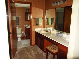 Additonal Vanity and dressing area - Cocoa Beach condo vacation rental photo