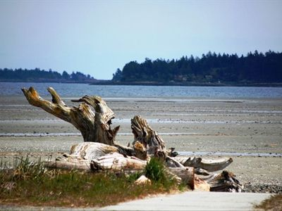 Rathtrevor Beach, Parksville...miles of uncrowded, sandy beaches!