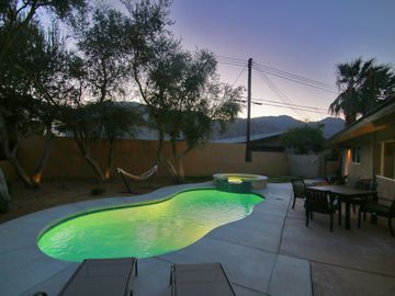 La Quinta house rental - Sunset views