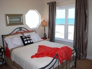 Gulf Shores house photo - East upstrs queen opens to porch, has TV, private bath