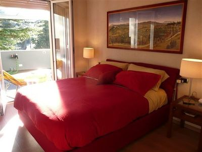 2 Spacious bedrooms at Primo del Lago