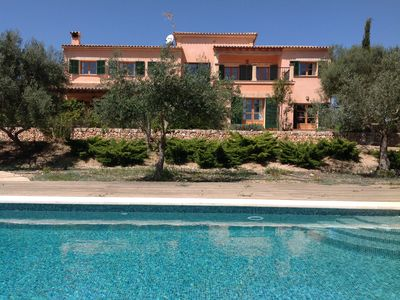 Mediterranean Finca-villa with private pool