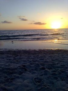 Beautiful sunsets Naples Beaches