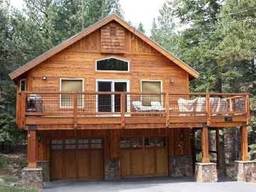 Truckee cabin rental - Ready for summer BBQ's!
