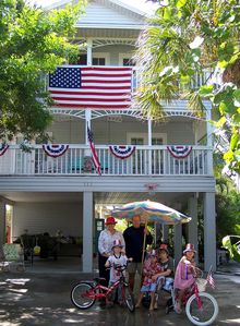 Our charming home on Anna Maria Island, steps to the beach!