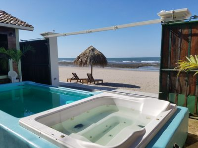 image for The Beach House at Playa Pochomil