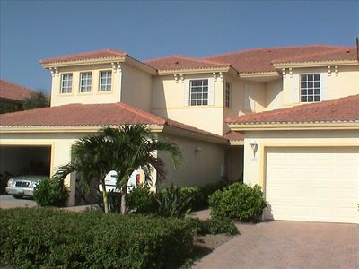 Exterior of our Coach home-Ft. Myers/Southwest Florida
