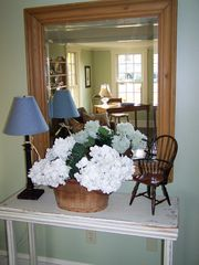 Barnstable house photo - Tastefully decorated