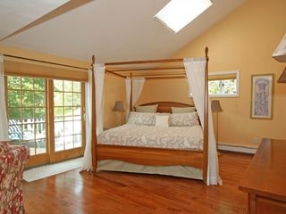 Gloucester - Annisquam house photo - master suite - King Size