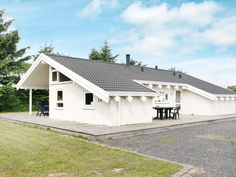 Vacation home Lønstrup  in Hjørring, North Jutland - 10 persons, 3 bedrooms