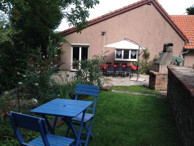 Cottage Evasion Nature at the heart of the northern Vosges