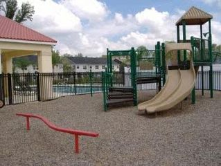 Club Cortile townhome photo - Clubhouse Gated Playground