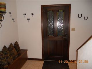 Durango condo photo - Entry way with great storage for boots, coats, electric glove and boot warmer