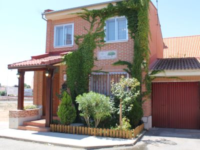 House, in the heart of Tierra de Pinares