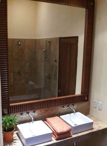 Master Bathroom's vanity