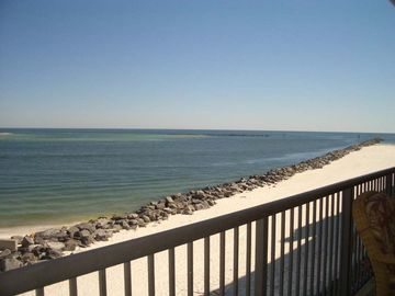 Orange Beach condo rental - View off balcony