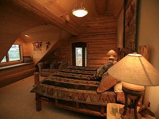 Granby lodge photo - West Bedroom - Native American theme