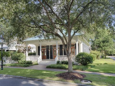 Charming Southern Village Home near MONTAGE Hotel and Chapel; With Golf Access