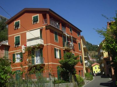 Enrica 3 / Moneglia (Ligurian Riviera – Eastern Liguria Riviera) for 4 people: like new, 400 meters far from the sea