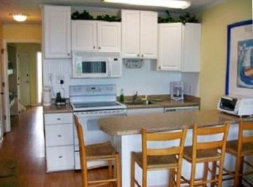 Kitchen - All new cabinets, appliances and accessories
