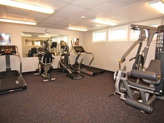 Belmont Towers Ocean City condo photo - Work out room with new Equipement in 2011