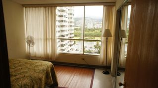 Waikiki condo photo - Beautiful one bedroom with an amazing view of the mountain side and golf course