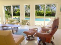 Modern Home with Heated Pool -- 2 Blocks to Beach and 5 Restaurants