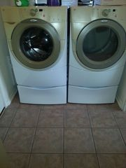 San Antonio house photo - Washer & Dryer