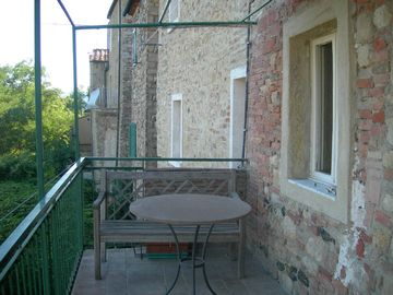 Casa Bella Vista:terrace