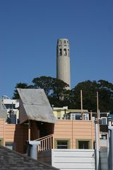 San Francisco apartment photo - Coit tower which is a few blocks away