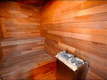 Private Sauna in the Home