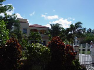 Camuy villa photo - Outside the house gates