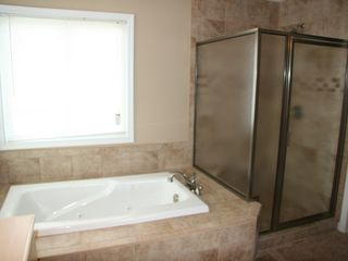 Luray cabin photo - Master Bath