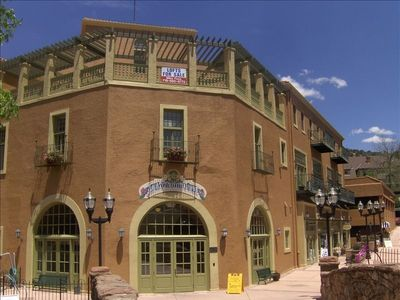 Historic Manitou Spa Building
