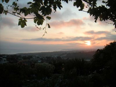 San Clemente house rental - Sit back relax watch the sun sets...