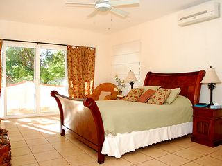 Playa Flamingo house photo - Master Bedroom w/ Ocean Views
