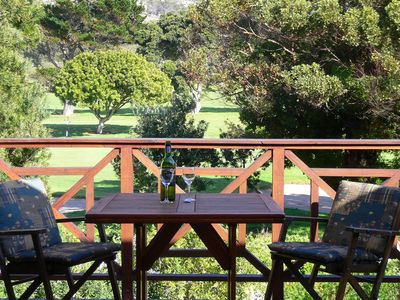Constantia apartment rental - Tranquil and private