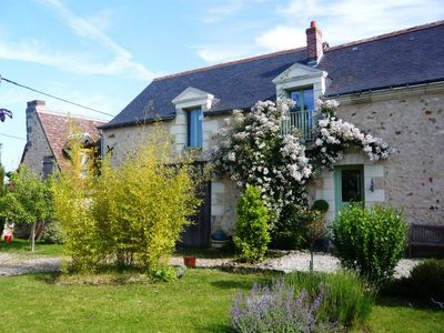 Azay-le-Rideau house rental