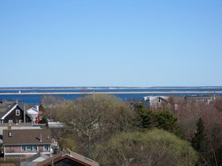 Provincetown townhome photo - Harbor views from roofdeck